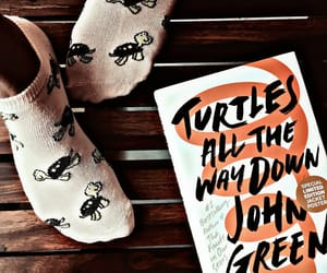 books, john green, and libros image