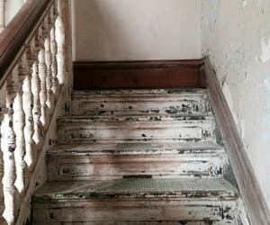 alternative, old, and stairs image