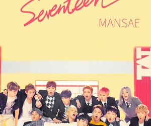 Seventeen, kpop, and wallpaper image