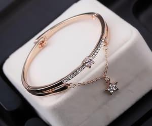 luckystar, bracelet, and crystal image