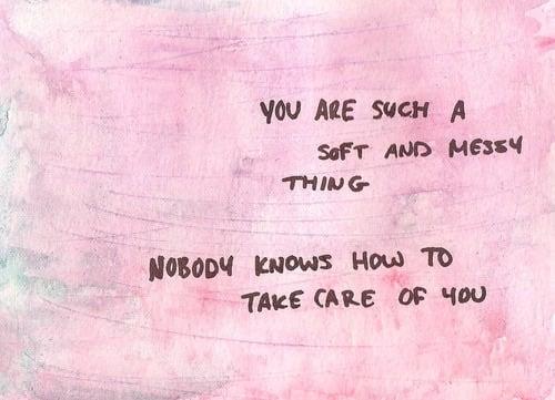Generous We Heart It Grunge Sad Quotes Photos - Valentine Ideas ...