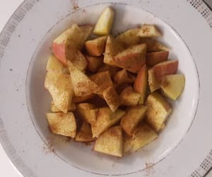 apple, breakfast, and lunch image