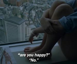 aesthetic, sadness, and are you happy? image