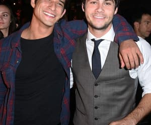 teen wolf, tyler posey, and dylan o brien image