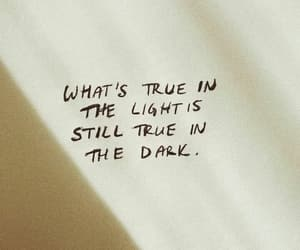 in the dark, quote, and tumblr image