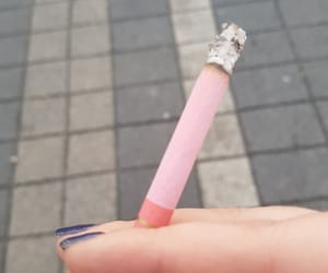 cigarette, black devil, and cool image