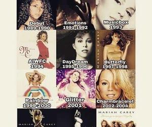 era and Mariah Carey image