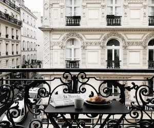 paris, architecture, and travel image