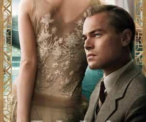the great gatsby, leonardo dicaprio, and gatsby image
