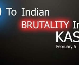 brutality, say no, and 5th feb image