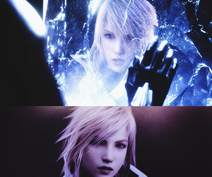 final fantasy, video game, and final fantasy xiii image