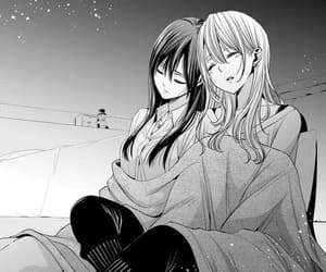 citrus, girl x girl, and aihara mei image