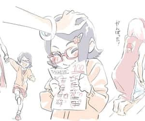 naruto, haruno sakura, and sarada image