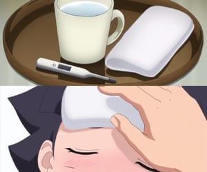 anime, uzumaki, and lovely image