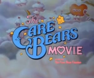 care bears, pastel, and 90s image