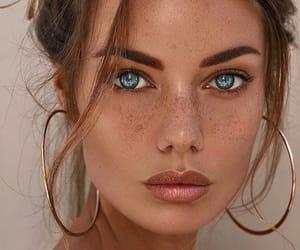 beautiful, eyes, and icon image