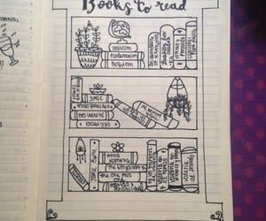 agenda, books, and draw image