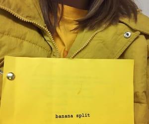 banana, banana split, and colour image