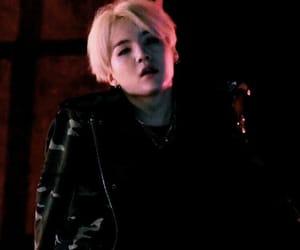 jin, seokjin, and rapmonster image