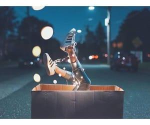 adidas and light image
