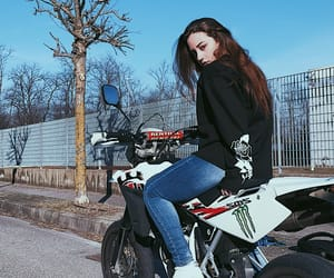 biker, life, and orgasm image