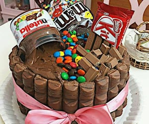 chocolate and dessert image