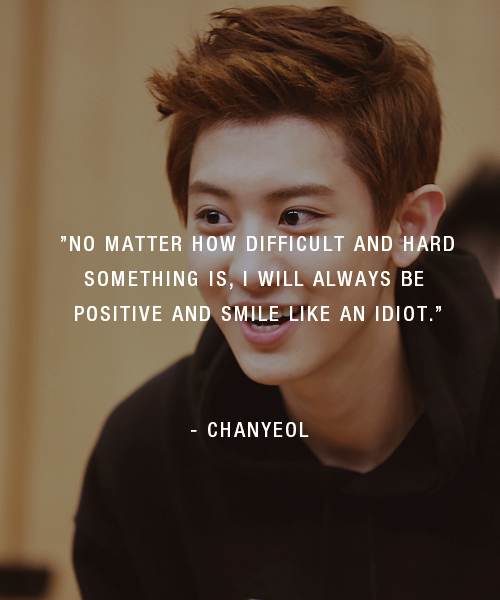 chanyeol uploaded by val on we heart it