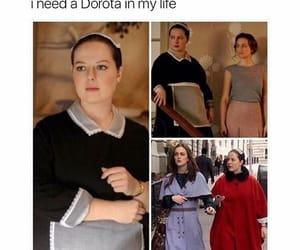 dorota and gossip girl image