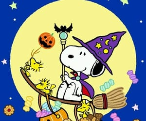 background, snoopy, and friends image