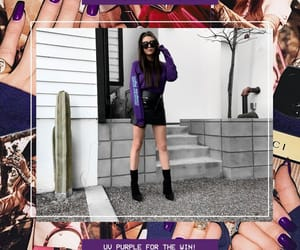 streetstyle, fashionlush, and popofcolor image