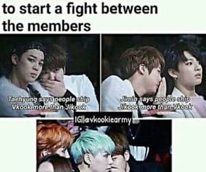 bts, jin, and funny image