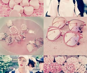 jin, amor da minha vida, and rosa image