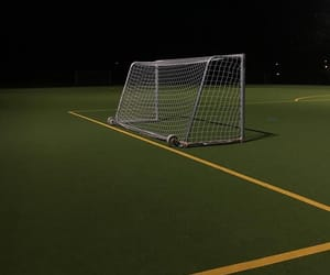 field, soccer, and football image