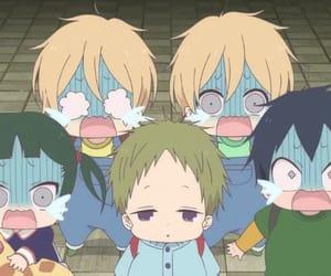 gakuen babysitters, anime, and anime girl image