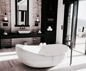 home, bathroom, and interior image