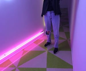 aesthetic, fashion, and neon image