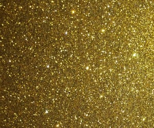 girly, glitter, and gold image