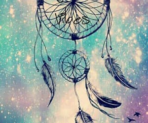 dream catcher, tumblr, and good vibes image