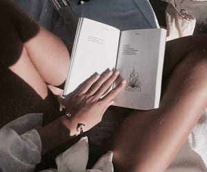 book, reading, and time image