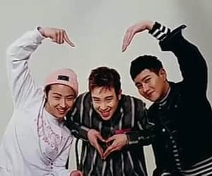 derp, kpop, and bbomb image