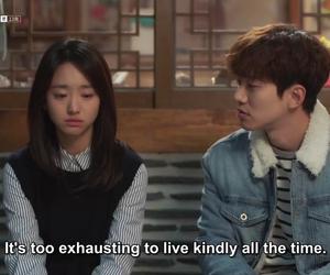 quotes, kdrama, and Korean Drama image