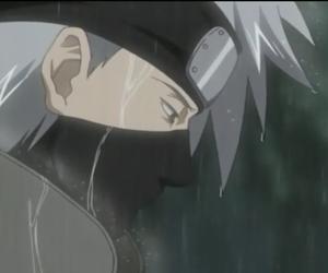 anime, naruto, and sad image
