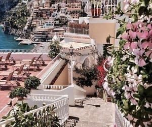 travel, italy, and vacation image