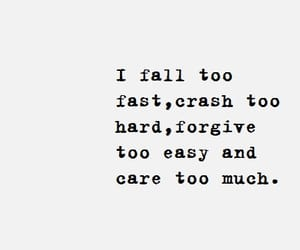 broken, care, and Easy image