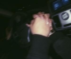 couple, grunge, and dark image