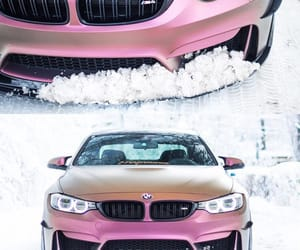 bmw and pink image