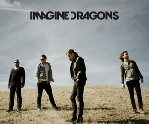 imagine dragons, music, and radioactive image