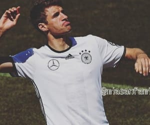 football, thomas muller, and football player image