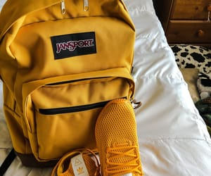 adidas, backpack, and college image