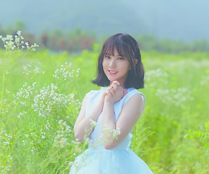 gfriend, flowers, and eunha image